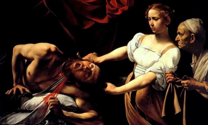STO Giuditta e Oloferne - Caravaggio