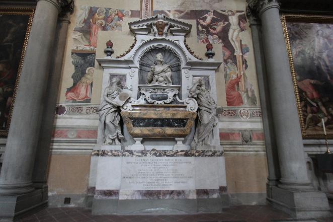 Tomba Galileo